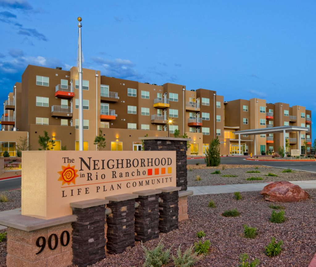 The Neighborhood in Rio Rancho
