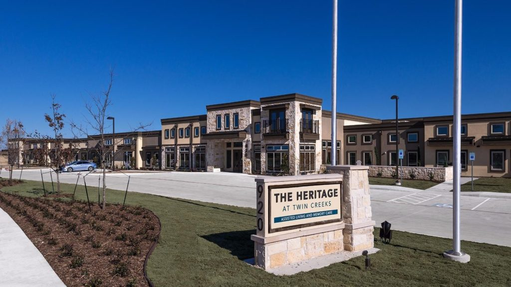 The Heritage at Twin Creeks